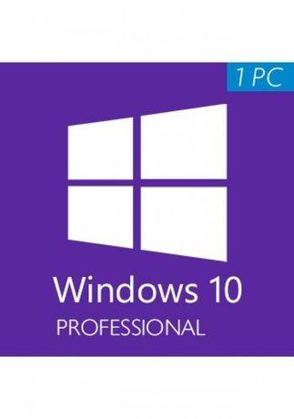 Windows 10 Pro активация БЕЗ ПЕРЕДОПЛАТЫ ключ, быстрая доставка