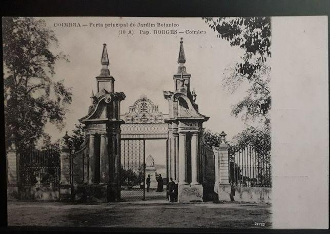 Postais antigos de Coimbra