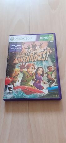 Gra na xboxa 360 Kinect Kinect Adventures!