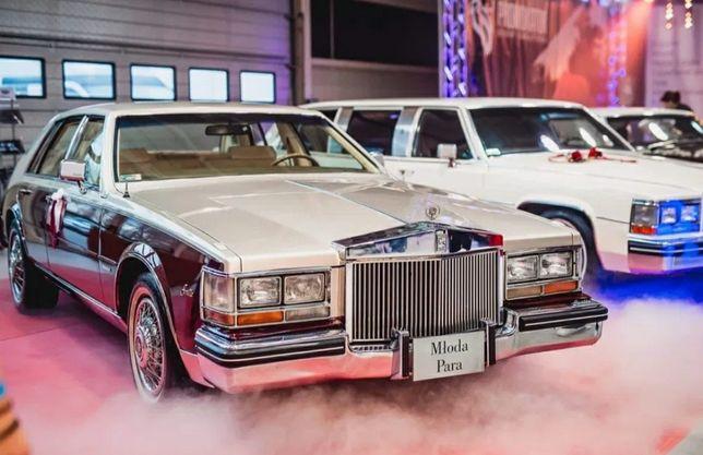Auto do ślubu Cadillac Seville/DeVille