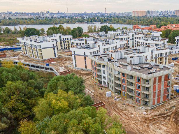 Ваша новая 2-к квартира 73м2 в ЖК Итальянский квартал, тихий р-н
