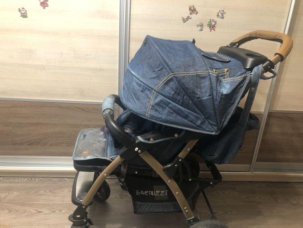 Коляска Baciuzzi Jeans