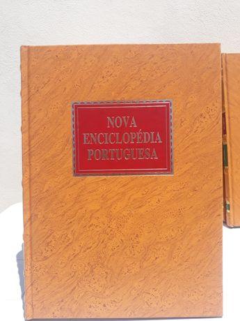 Nova coleção portuguesa grande enciclopédia  de ciências