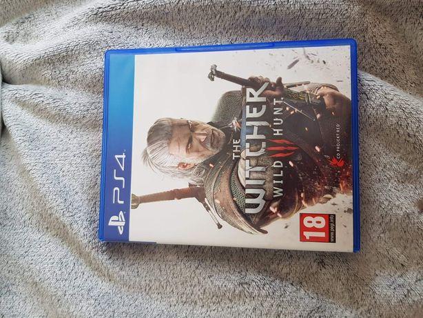 Gra PS4 Witcher III