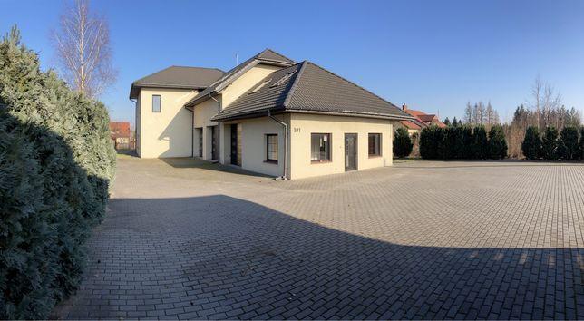 Budynek usługowo mieszkalny w Bukowcu