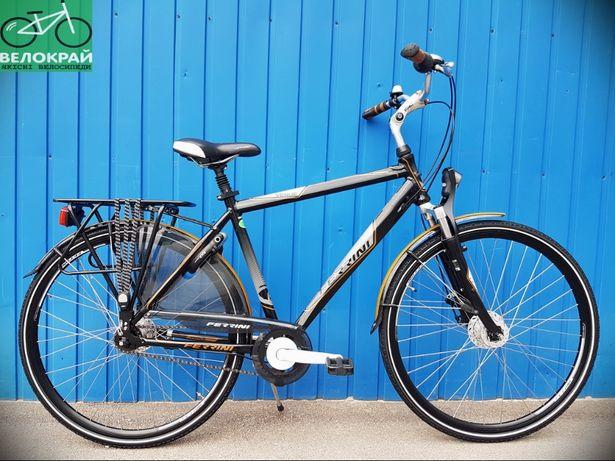 Дорожній велосипед Ferrini привезений з Голландії планетарка #Велокрай