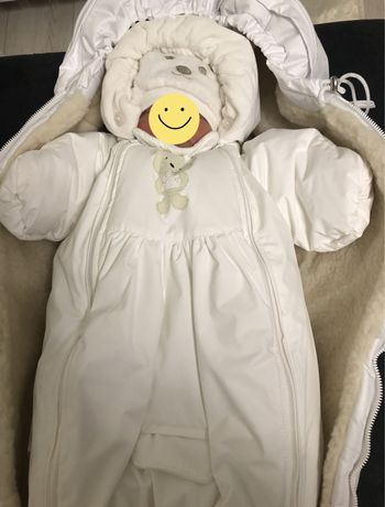 Комбинезон для новорожденного lenne