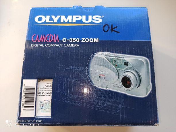 Aparat cyfrowy Olympus C-350