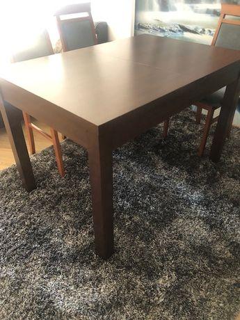 Stół do jadalni 80 cm x 120 cm (160 cm)