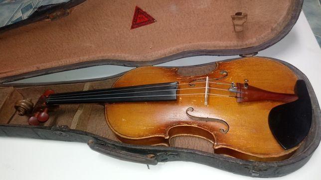 Stare skrzypce przedwojenne, niemieckie