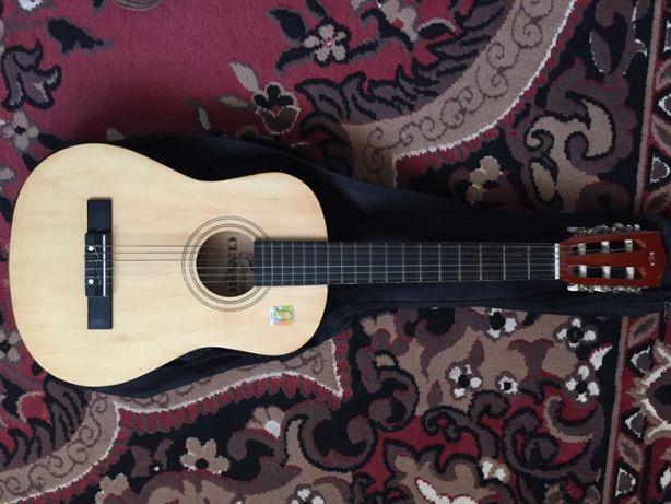 Gitara klasyczna dla dzieci i młodzieży + pokrowiec
