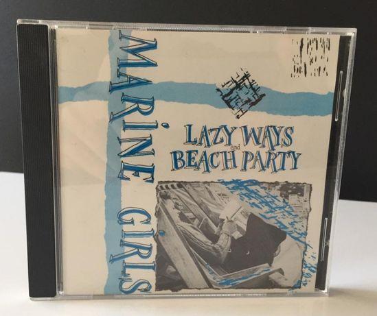 Marine Girls - Lazy Ways \ Beach Party