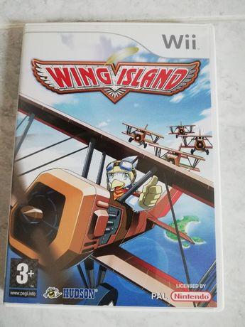 Jogo Wii - Wing Island