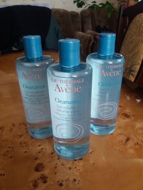Міцелярна вода Avene Eau Thermale Cleanance Micellar Water