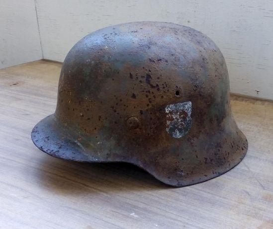 Каска (стальной шлем) М 42. Вермахт.