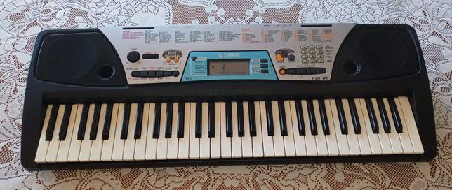 Teclado ou órgão Yamaha psr-170