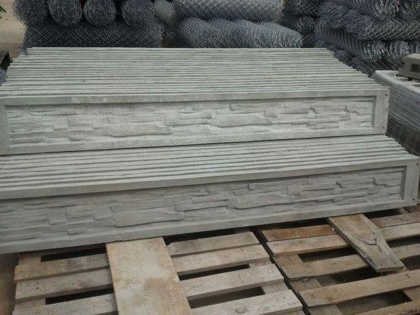 Podmurówka systemowa , deska betonowa , płyta betonowa , siatka