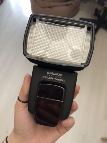 В продаже вспышка Youngnuo YN568EX II for Canon