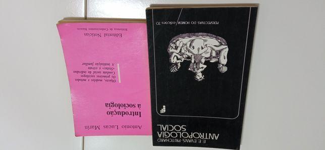 Livros sociologia