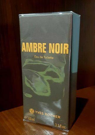 Yves Rocher Ambre Noir, 100ml (Woda toaletowa), w folii -przesyłka 1zł