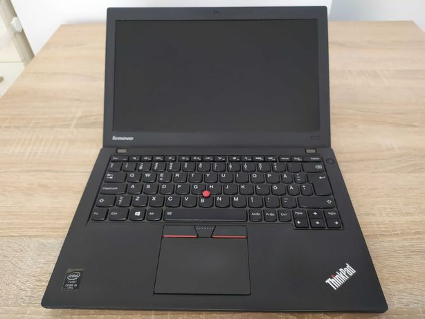 Laptop Lenovo x250 - uszkodzony