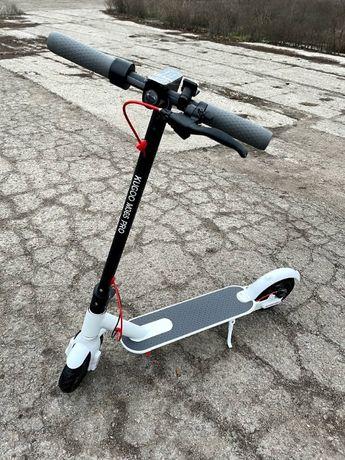 Электросамокат Kugoo S3 PRO E-scooter, цвет БЕЛЫЙ