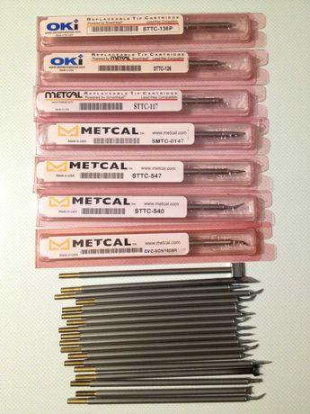 Жало для Паяльника Metcal  Картридж наконечник Metcal  SMTC STTC