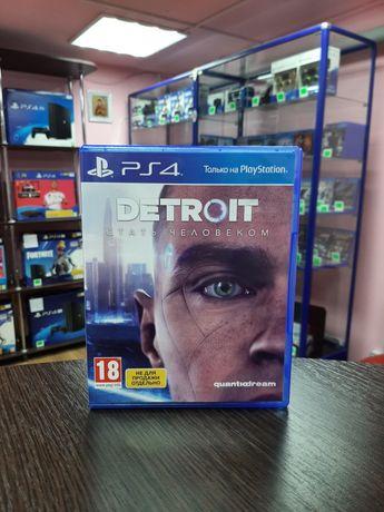 Detroit Become Human Детройт Стать Человеком Обмен Магазин Ps4 Пс4 Pla