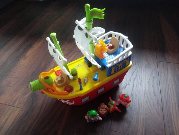 Statek piracki Dumel Discovery