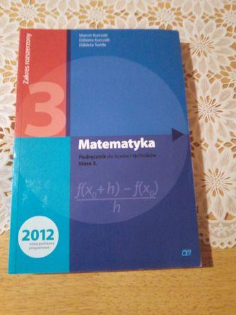 Matematyka kl 3 rozszerzona