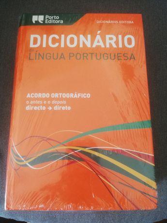 Dicionário Editora da Língua Portuguesa  Acordo Ortográfico