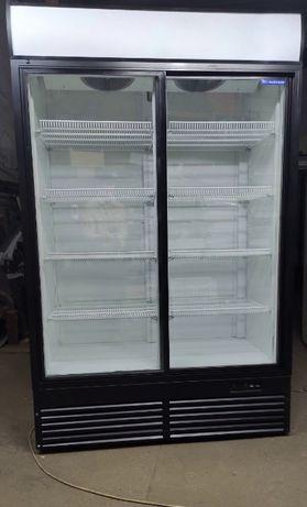 Холодильна вітрина - шкаф  в гарному стані б/у 1,3*2,05*0,78м