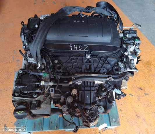 Motor Peugeot Expert / 308 / 3008 / 5008 / Citroen Jumpy / C4 / DS5 2.0 Hdi Ref. RH02