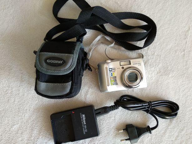 Nikon Coolpix P2 Aparat fotograficzny cyfrowy
