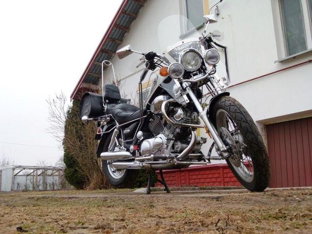 Szyba duża Yamaha virago XV 750 xv 1100 gmol