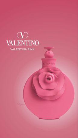 Вода Valentino 50 мл духи олимпия оригинал, nina ricci + подарок