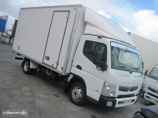 Mitsubishi FUSO CANTER FEB01EL 3C13
