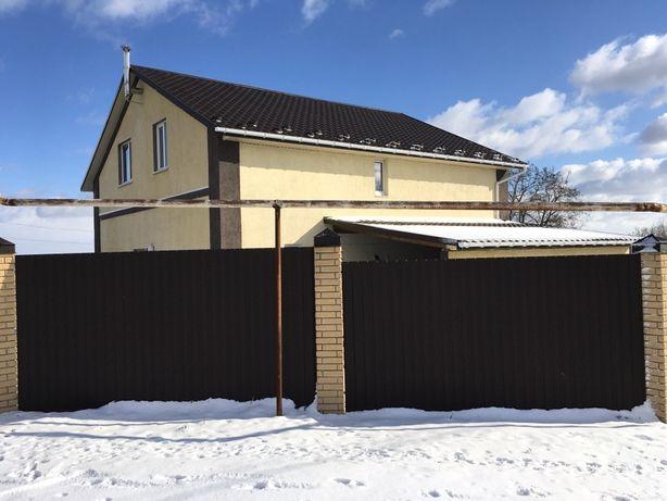 Продам новый добротный дом i4