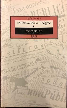 O Vermelho e o Negro I de Stendhal