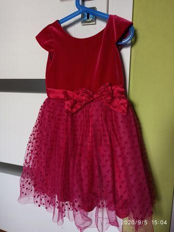 Śliczna sukienka Cool club 122