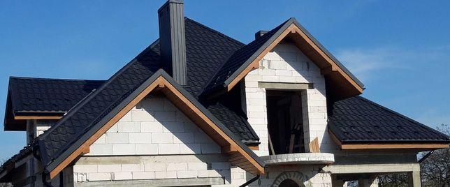 Монтаж даху,покрівельні роботи,водостоки, металочерепиця,все для даху