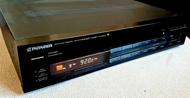 Tuner / Sintonizador Stereo Midi PIONEER F-X450L