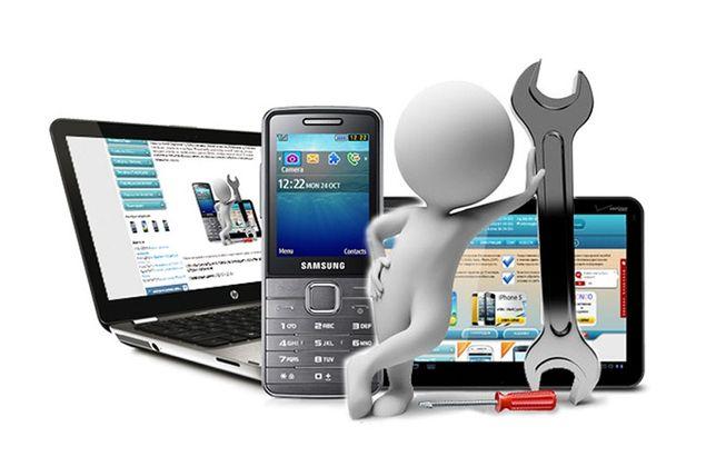 Встановлення Windows, прошивка та розблокування Android. Березове .