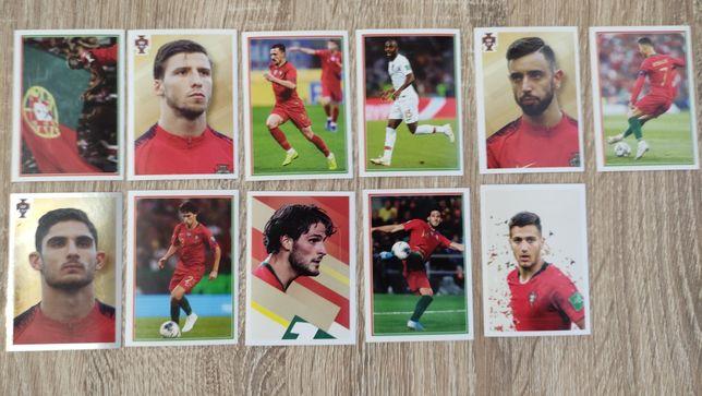Cromos Seleção 2021 (EURO 2020) - Fome de Vencer