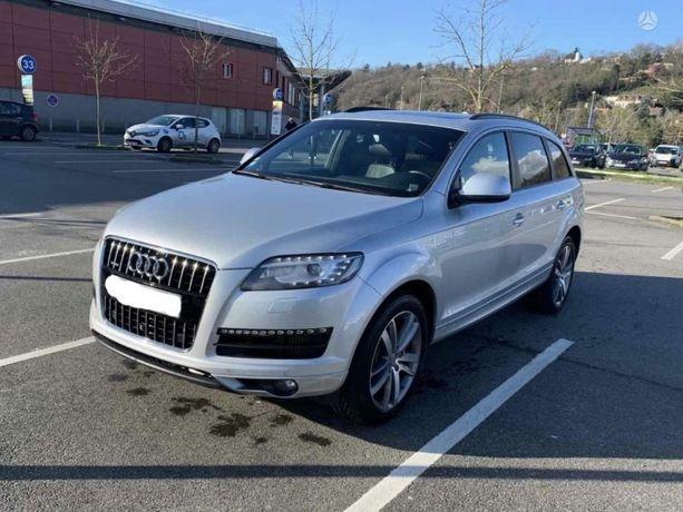 Разборка Audi Q7/ Запчасти на Ауди Audi Q7/ Автозапчасти Ауди к7