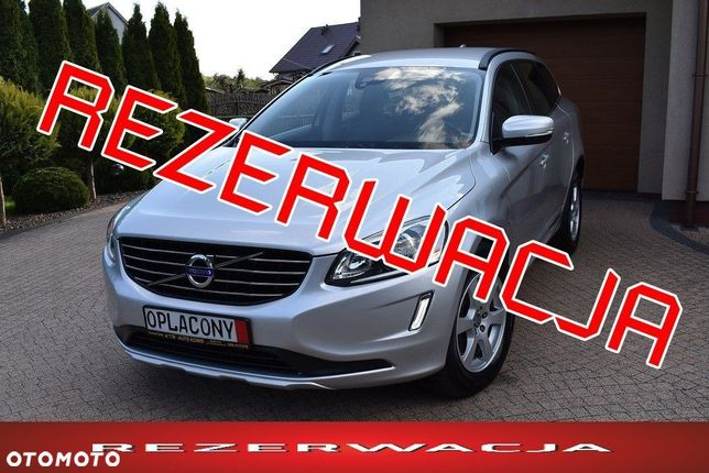 Volvo XC 60 2.0 Diesel Nawigacja Pogg.Fotele Czujniki Parkowania /OPŁACONE!!!