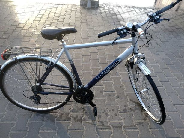 Rower PEUGEOT, turystyczny