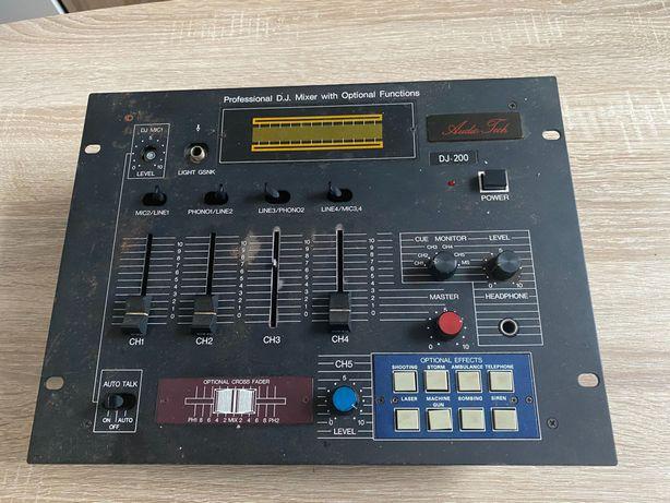 Mixer audio audiotech