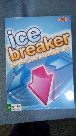 ICE BREAKER gra imprezowa planszowa karciana NOWA zafoliowana