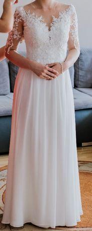 Suknia ślubna Monica Loretti Model Salvatora